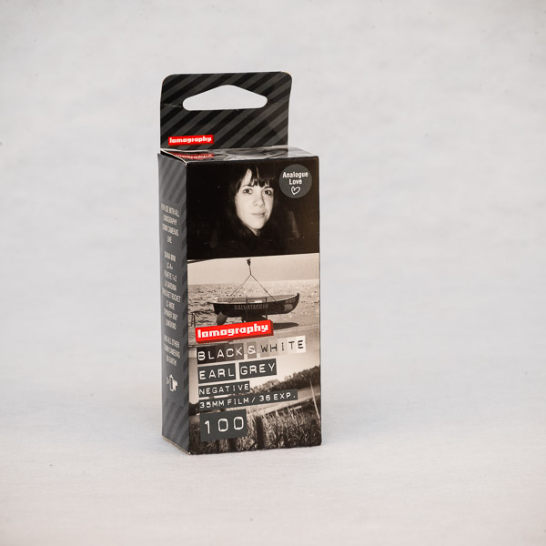 Lomography Earl Grey ASA 100 3 Pack
