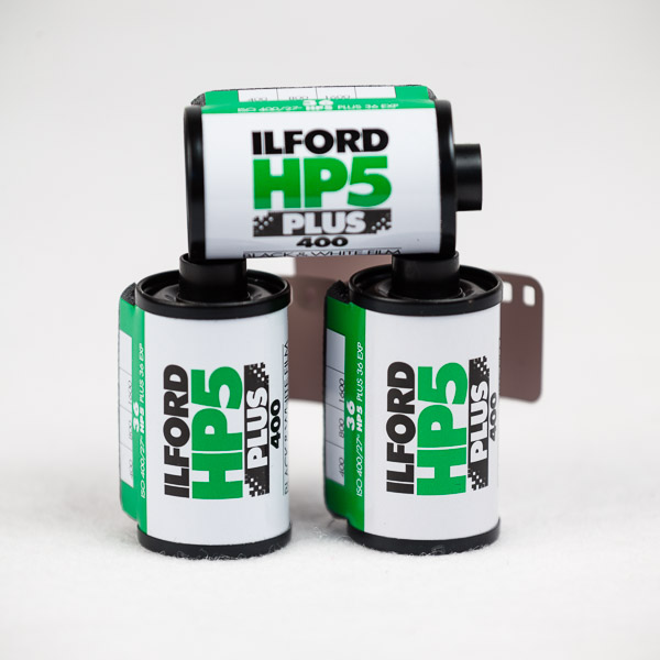 Ilford HP5+ August Special