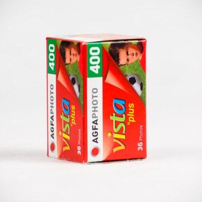Agfa Vista 400, 35mm Film, C41, Darkroom Malta, Analog