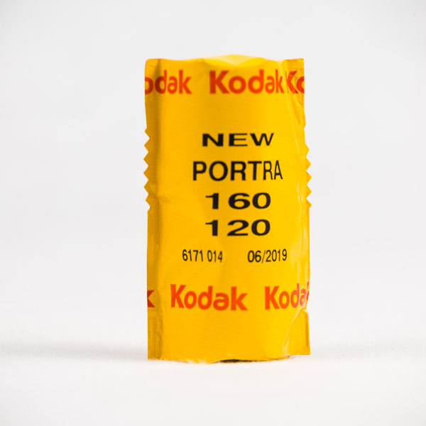 Kodak Portra 160 Medium Format