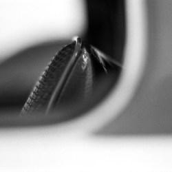 VW Combi, Ilford HP5, Darkroom Malta, Valletta, 35mm Film, Black and White