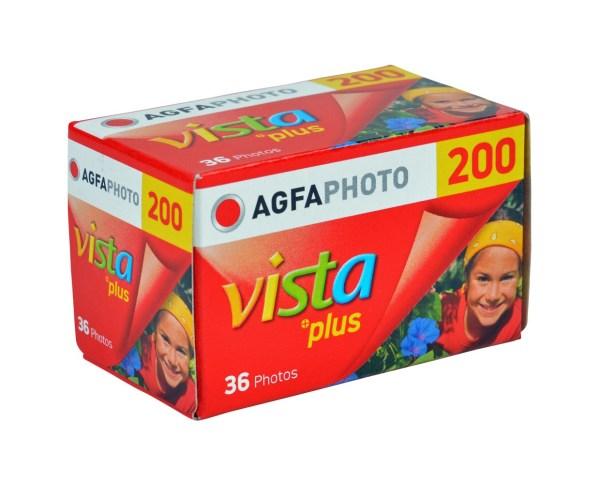 Agfa Vista 200