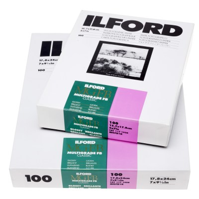 Ilford Multigrade Glossy, Darkroom Malta, Analog Photography, Alan Falzon