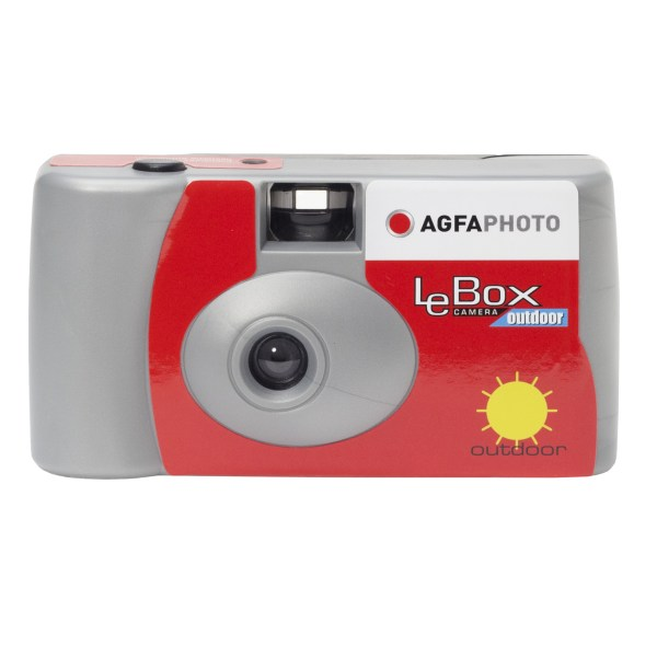 LeBox, Agfa Disposable Camera