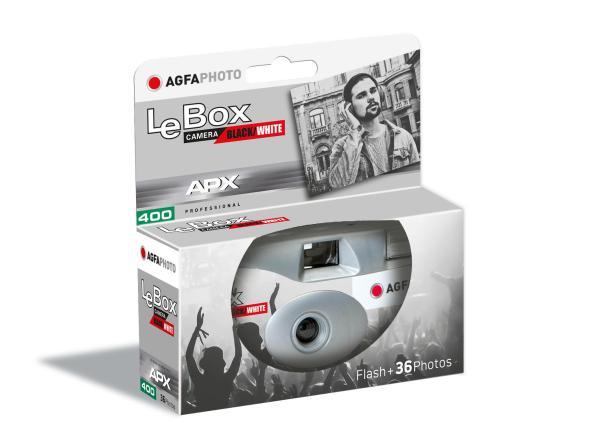 LeBox B&W, Agfa Disposable Camera