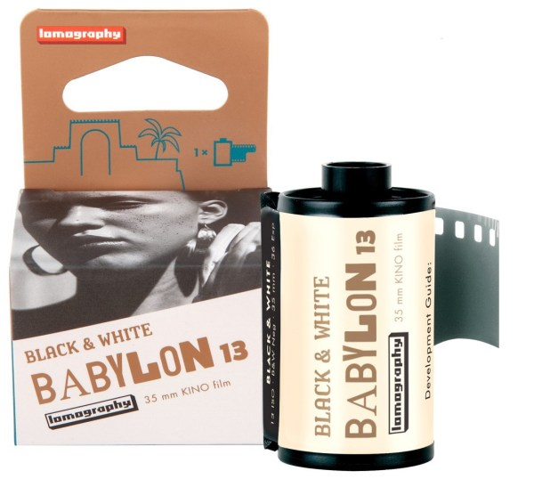 Lomography Babylon Kino
