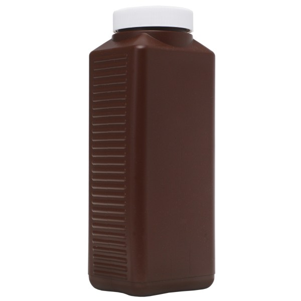Chemical bottle – Wide Mouth – 1lit – Brown