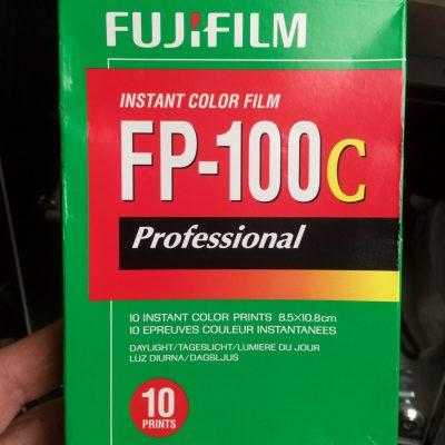 Fuji, FP-100C, Peel Apart Film, Instant Film, Darkroom Malta, Expired Film, Rare Film, Analog Photography