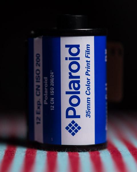 Polaroid 35mm, Expired