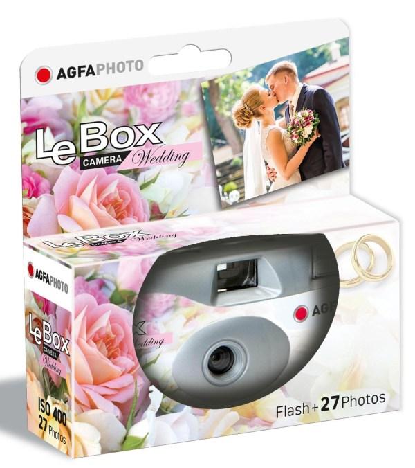 Agfa LeBox 400 FLASH – Wedding Colour