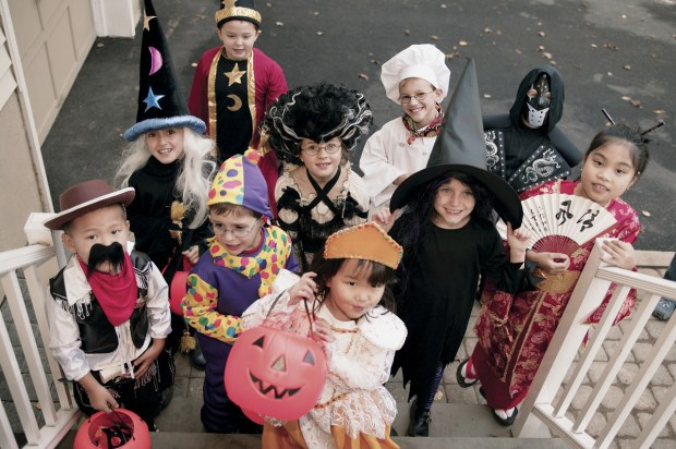 Halloween Fun Fact: Fifty percent of kids prefer to receive chocolate candy for Halloween, compared with 24% who prefer non-chocolate candy and 10% who preferred gum.