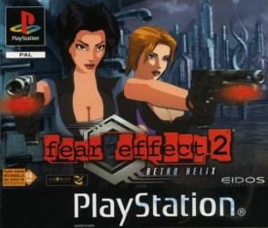 17 - Fear Effect 2 pochette