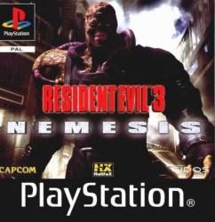 25 - Resident Evil 3 pochette