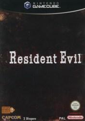 27 - Resident Evil remake pochette
