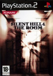 32 - Silent Hill 4 pochette