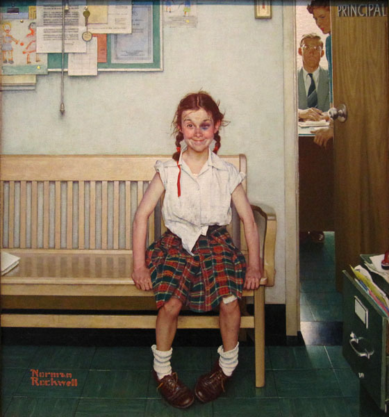 Image result for the shiner rockwell