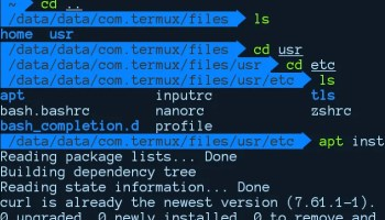 Termux Most Hacking Commands Hacking With Android Phone