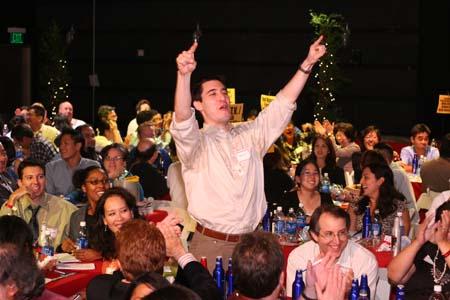 Yata! Mark Liu at Trivia Bowl a few years ago