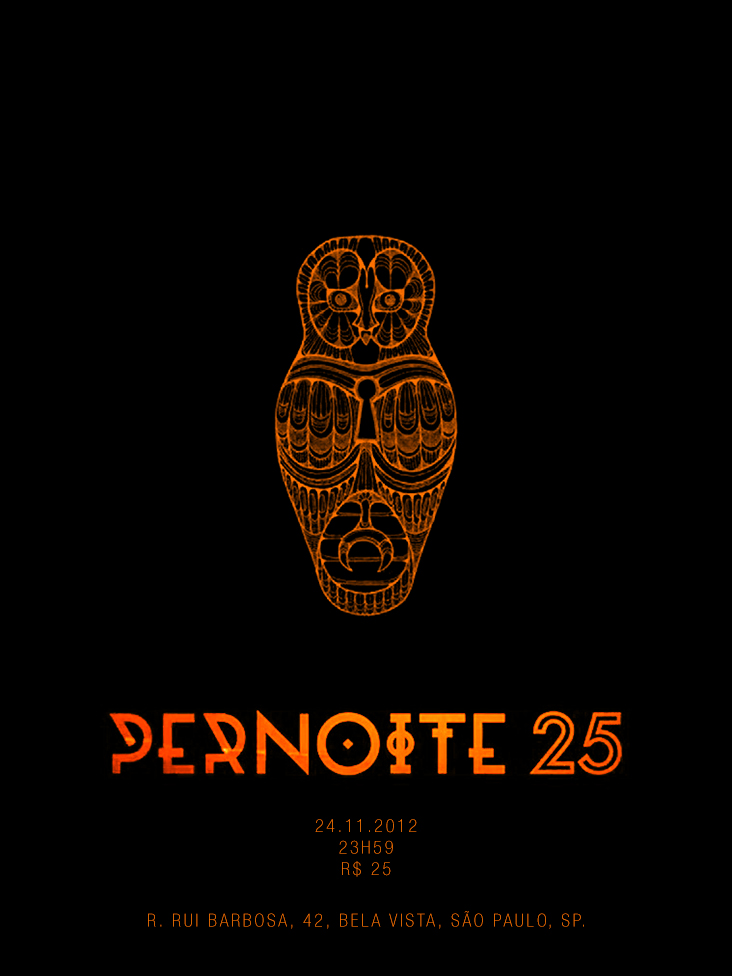 Pernoite 25 flyer-pernoite-25 - darlene carvalho
