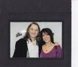 Roger Hodgson and Darlene Olson