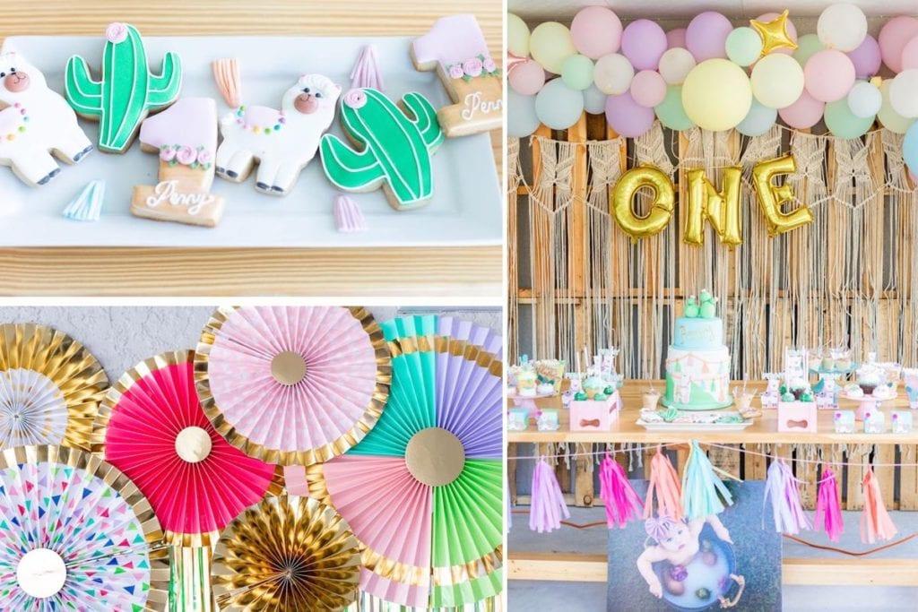 Best First Birthday Party Themes 14 Original 1st Birthday Ideas