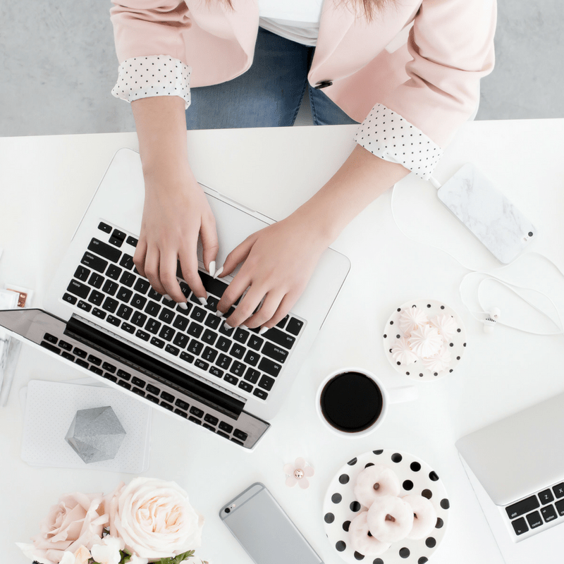 5 Steps to take before you monetize your blog. Treat your blog like a business