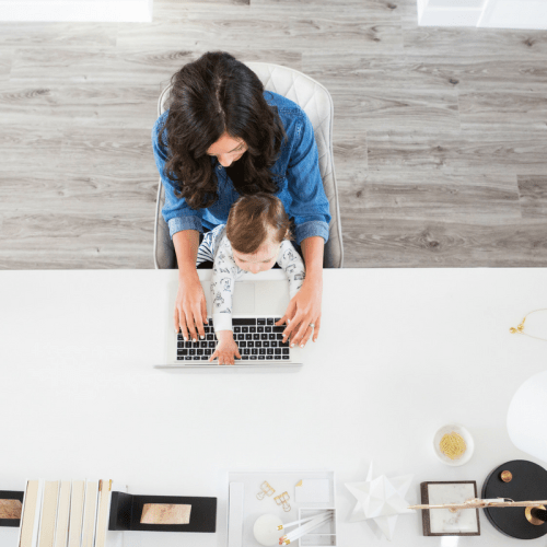 Work from Home with Kids. 7 Toys to keep your toddlers entertained so you can get some things accomplished by DarlingCEO