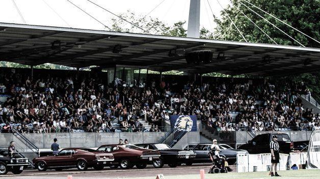 Stadion der Biberach Beavers