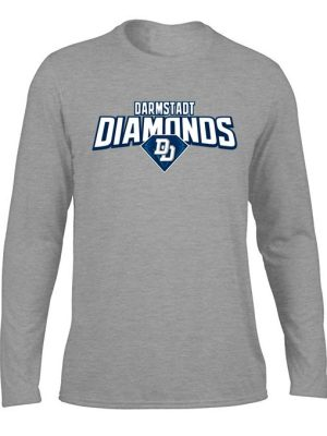 longsleeve diamonds epic grau