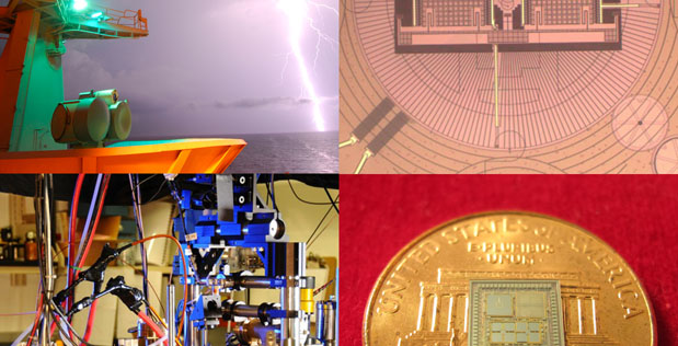 DARPA is pioneering the next-generation of PNT capabilities beyond GPS, which includes using miniaturization, pulsed lasers, quantum physics and even lightning strikes for external navigational fixes.