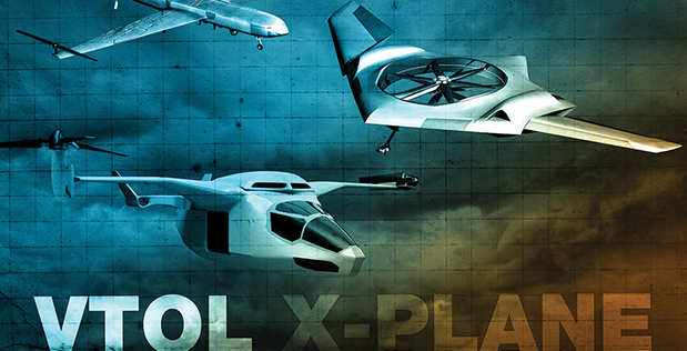 VTOL X-Plane hypothetical concepts