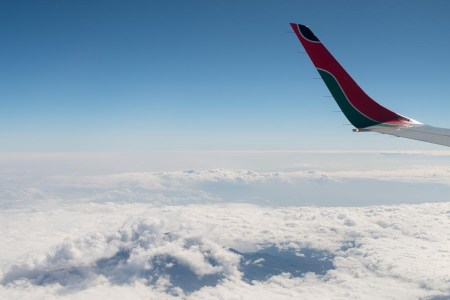 You won't be seeing many of these wings over Kilimanjaro, as Tanzania hits back at Kenya in the ongoing battle between the two countries. Photo: Daniel Hayduk