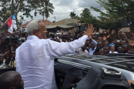 Former Prime Minister Edward Lowassa has been named as the opposition coalition's presidential election candidate. Photo: contributed