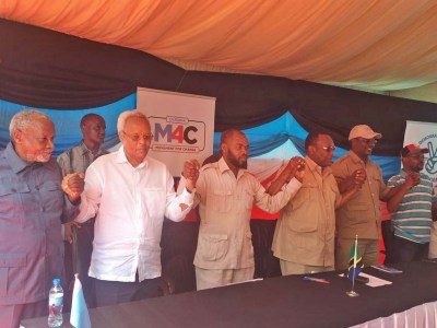 Country-wide protests scheduled for Thursday, September 1, have been postponed by opposition party Chadema. Photo: contributed