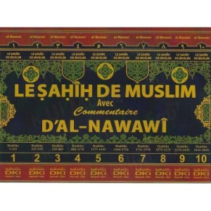 le-sahih-de-muslim-10-volume-dar-al-kotob