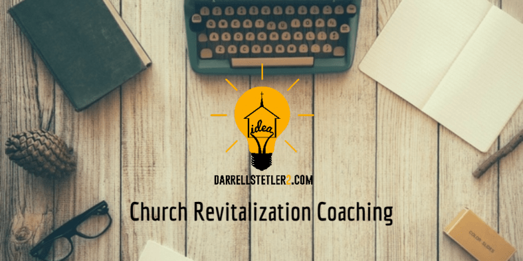 Church Revitalization Coaching Graphic