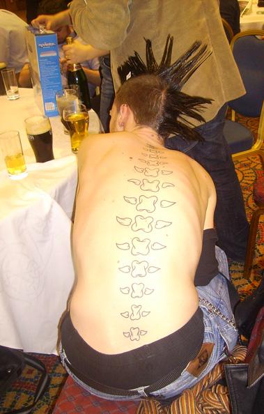 Ross's Tattoo
