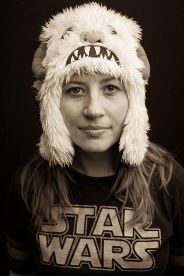 Joel Aron - Lucasfilm Portraits