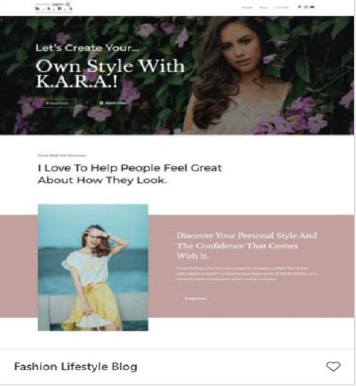 Fashion Lifestyle Blog