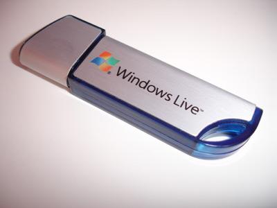 Windows Live Insider Club USB Memory Stick