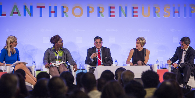 """UK - Philanthropy - Forum"" by Stars Foundation in Flickr"
