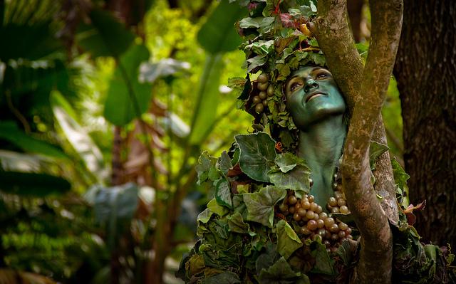 """Disney's Human Element - The Divine Miss DiVine"" by Scott Smith on Flickr"