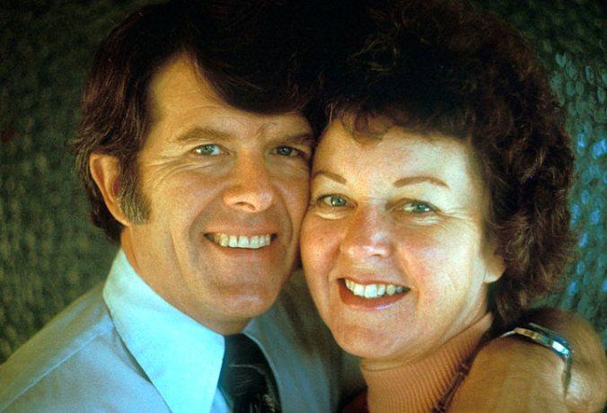 Robert and Doris Darrow 1979