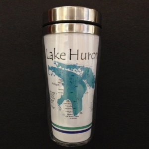 travel cups lake huron
