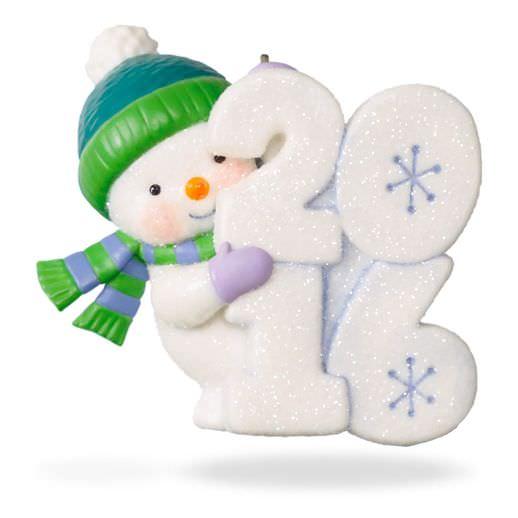 Frosty Fun Decade 2016