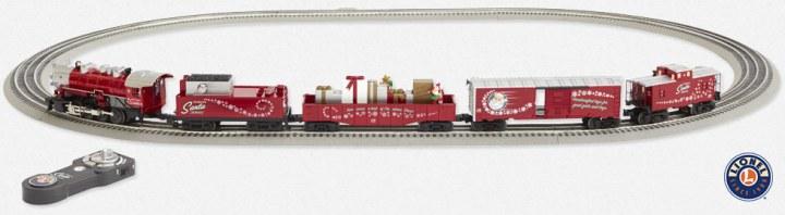 LIONEL® Toymaker Santa Express