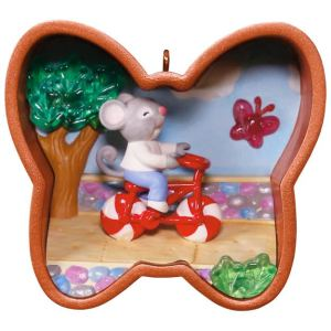 2017 Cookie Cutter Mouse Summer Ornament