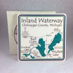 MI Inland Waterway Coaster Set