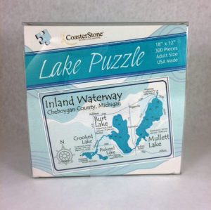 Inland Waterway Jigsaw Puzzle