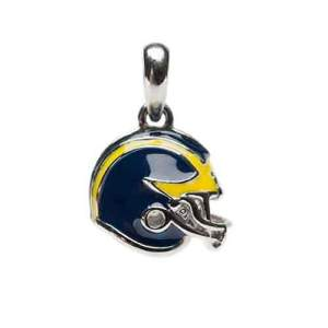 Michigan helmet charm